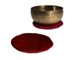 Tiibeti helikauss - alus - punane